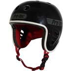 Pro-Tec Full Cut Helmet: Gloss Black XL
