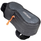 Ortlieb Bike Packing Cockpit-Pack: 0.8 Liter, Gray/Black