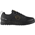 Five Ten Impact Pro Men's Flat Pedal Shoe: Black/Gold