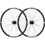 Spank Spike Race 33 Wheelset: 29 20 x 110mm Front 12x 150/157mm Rear Shimano 10/11 MTB, Black
