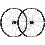 "Spank Spike Race 33 Wheelset: 29"" 20 x 110mm Front 12x 150/157mm Rear Shimano 10/11 MTB, Black"