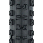 "e*thirteen TRS Race Tire, 27.5 x 2.35"", Dual Compound,  Apex and Aramid Reinforced Casing, Black, Tubeless Compatible"