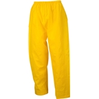 O2 Rainwear Element Series Rain Pant: Yellow