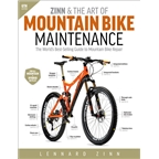 Velo Press Zinn and the Art of Mountain Bike Maintenance 6th Edition
