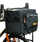 Restrap Rando Front Bag, Large - Black