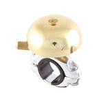 Crane Bell Co Karen Mini Bell, Brass - Gold