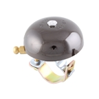 Crane Bell Co Karen Bell, Brass - Neo Black