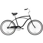 "Reid Gents Cruiser Bike 19"" Black"