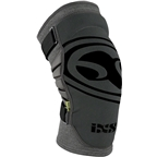 iXS Carve Evo+ Knee Pads: Gray