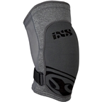 iXS Flow Evo+ Knee Pads: Gray