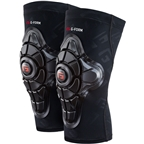 G-Form Pro-X Youth Knee Pad: Black/Embossed G