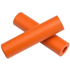 Wolf Tooth Components Fat Paw Grips, Orange