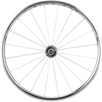 Quality Wheels Rear Wheel Track 700c DT-Swiss 120mm Bolt-on Silver / H+Son Archetype / DT Competition All Black