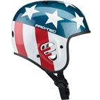 Pro-Tec Full Cut Helmet: Easy Rider XL