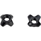 Problem Solvers Tubeless Big P-Nut Pair Black