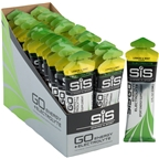 SiS GO Energy + Electrolyte Gel: Lemon and Mint, 60ml, Box of 30