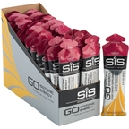 SiS GO Isotonic Energy Gel: Cherry, 60ml, Box of 30