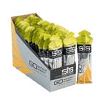SiS GO Isotonic Energy Gel: Lemon and Lime, 60ml, Box of 30