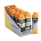 SiS GO Isotonic Energy Gel: Tropical, 60ml, Box of 30
