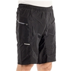 Bellwether Ultralight Gel Baggies Men's Cycling Short: Black