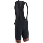 KETL Liner Bib Men's: Black/Rust
