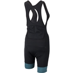 KETL Liner Bib Women's: Black/Teal