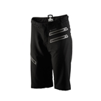 100% Airmatic Womens Shorts, L - Forever Black