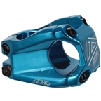 Azonic Barretta II Stem, (31.8) 40mm - Blue