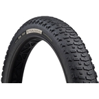 "Teravail Coronado Tire 26 x 4"" Light and Supple Tubeless-Ready Black"