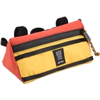 All-City x Topo Bike Bag: Yellow/Orange