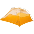Big Agnes Inc. TigerWall UL3 Shelter: Gray/Gold 3-person