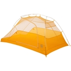 Big Agnes Inc. TigerWall UL2 Shelter: Gray/Gold 2-person