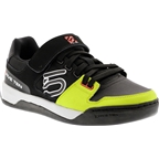 Five Ten Hellcat Men's Clipless/Flat Pedal Shoe: Semi Solar Yellow