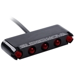 Supernova M99 E Bike Taillight: 12V, Black