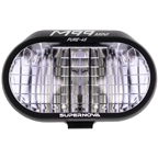 Supernova M99 Mini Pure E bike Headlight: Black