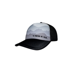 Headsweats Misty Morning 5-Panel Hat, Black