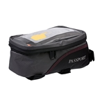 Passport Top Tube Bag, Touch Phone Top (1.8L) - Gray