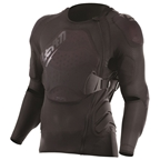 Leatt 3DF AirFit Lite Body Protector, L/XL (172-184cm) - Black