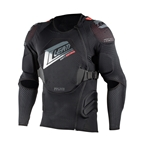 Leatt 3DF AirFit Body Protector - Black