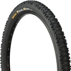 "Continental Trail King 27.5 x 2.6"" Fold ProTection APEX+ Tire: Black Chili"
