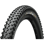 "Continental Cross King 26 x 2.3"" Fold ProTection+ Tire: Black Chili"