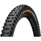 "Continental Der Baron Projekt 27.5 x 2.4"" folding Protection APEX+ Tire: Black Chili"