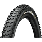 "Continental Mountain King 27.5 x 2.6"" Fold ProTection+ Tire: Black Chili"