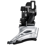 Shimano Deore FD-M6025-D 10-Speed Double Down Swing Dual-Pull Direct- Mount Front Derailleur
