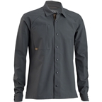 KETL Overshirt Men's Jersey: Almost Black