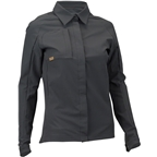 KETL Overshirt Women's Jersey: Almost Black