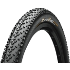 "Continental Race King 29 x 2.2"" Fold ProTection+ Tire: Black Chili"