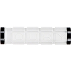 Oury Lock-On Grips White