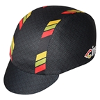 Pace Sport Cap Coolmax - Cinelli Tread Black