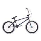 "Stolen 2019 Sinner FC RHD 20"" BMX Bike Transparent Gray"